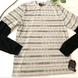 Vans Men's Long Sleeve Shirt Size Medium NEW